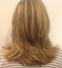 Blonde Highlights On Naturally Darkest Brown Hair