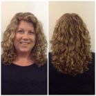 DevaCurl Curly Haircut and Styling