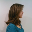 Layered Haircut and Keune So Pure Hair Color