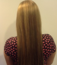 Janeth after from the back